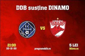 Bilete la  Clinceni - FC Dinamo