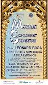 bilete Mozart, Schubert, Silvestri