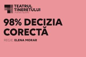 98% Decizia Corecta