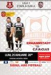 bilete A.F.C. Hermannstadt vs C.F.R. Cluj