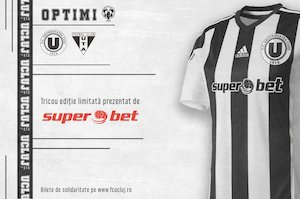 Bilete la  FC Universitatea Cluj - UTA Arad