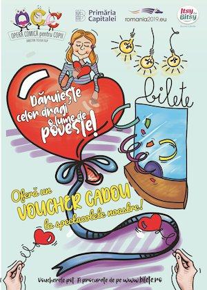 Vouchere Cadou Opera Comica