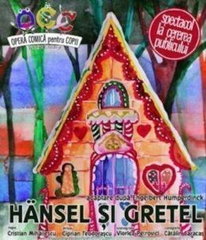 Bilete la  Hansel si Gretel