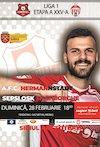 bilete AFC Hermannstadt - Sepsi OSK SF. Gheorghe