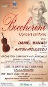 bilete BOCCHERINI - CONCERT SIMFONIC
