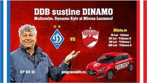 Amical - Dinamo Kiev-Dinamo Bucuresti