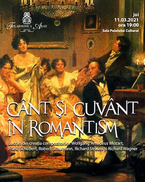 Cânt și cuvânt în romantism