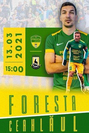 Bilete la  ACS Foresta Suceava - Ceahlaul Piatra Neamt