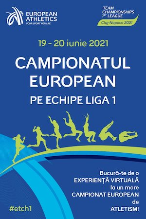 Campionatul European de Atletism pe Echipe Liga I