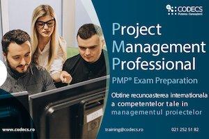 Bilete la  Project Management Professional PMP Preparation