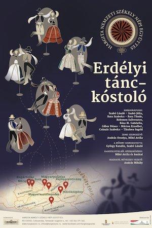 Bilete la  Erdélyi tánckóstoló