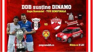 Semifinalele Cupei Romaniei