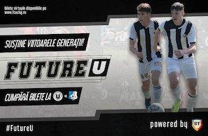 FC Universitatea Cluj - Pandurii Tg. Jiu
