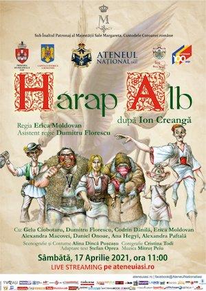 Harap Alb - Ateneul Iasi