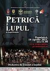 bilete Petrica si Lupul Orchestra de Tineret a Iasului
