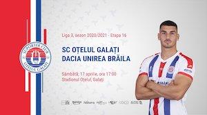 SC Otelul Galati - Dacia Unirea Braila