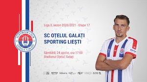Bilete la  SC Otelul Galati - Sporting Liesti