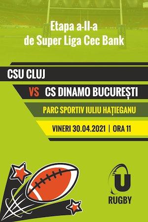 Bilete la  CSU Cluj - CS Dinamo Bucuresti