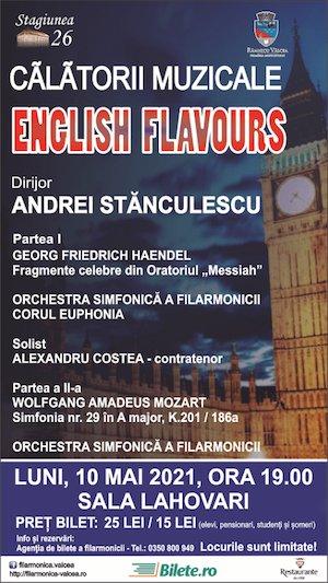 Calatorii Muzicale - English Flavours