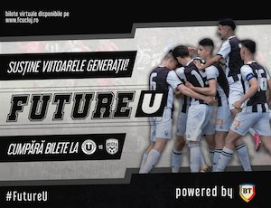 FC Universitatea Cluj – ACSF Comuna Recea