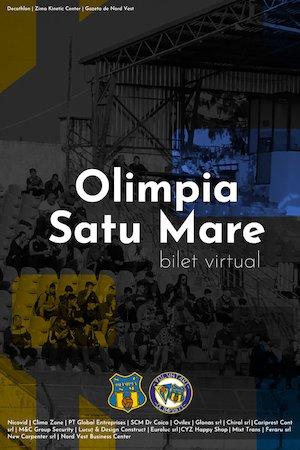 Bilete la  Sustine Olimpia in semifinala ligii a IV a elite