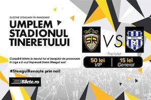 Bilete la  SR Brasov - FC Vedita Colonesti