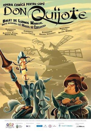Bilete la  Don Quijote