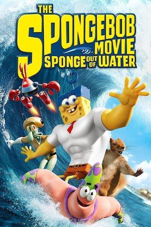 SpongeBob: Aventuri pe uscat