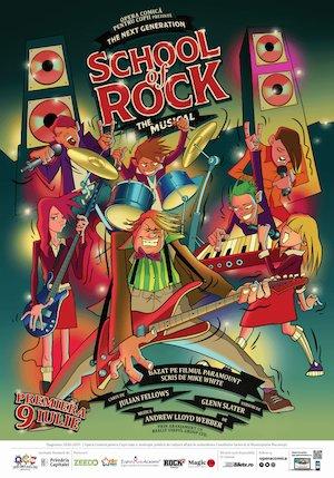 Bilete la  School of Rock