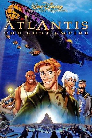 Atlantida - Imperiul Disparut