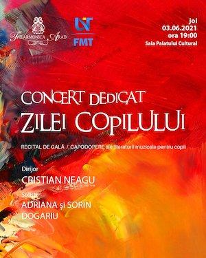 Bilete la  Concert dedicat Zilei Copilului
