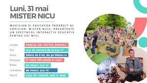Bilete la  Mister Nicu