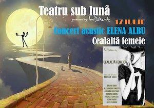 Bilete la  Teatru sub Luna
