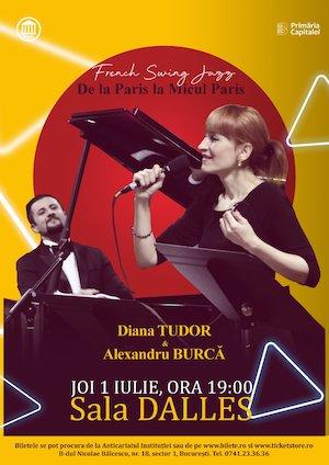French Swing Jazz and Tango - De la Paris la Micul Paris