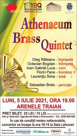 Athenaeum Brass Quintet