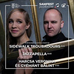 Bilete la  Samfest Jazz & Wine