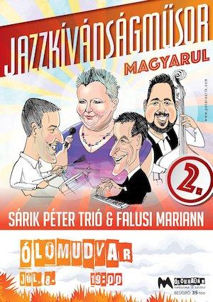 Jazzkivansagmusor 2.