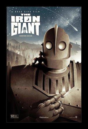 Bilete la  Uriasul de Fier - Iron Giant