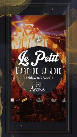 Bilete la  Le Petit - L'art de la Joie