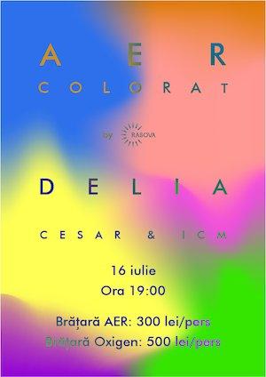 Bilete la  AER COLORAT by Crama Rasova
