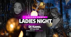 Bilete la  Garden Party Ladies Night