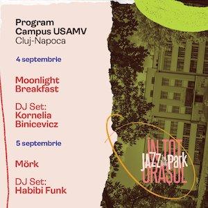 Jazz in the park - Picnic la USAMV