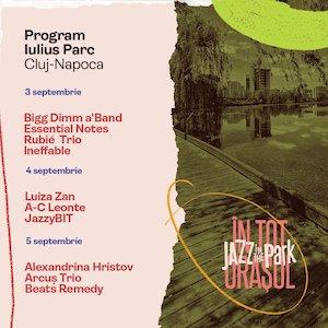Jazz in the Park - Iulius Parc