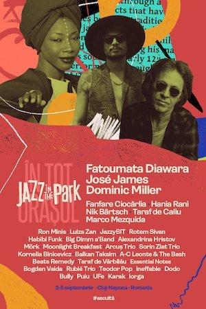 Jazz in the Park - Deschidere - Iulius Parc