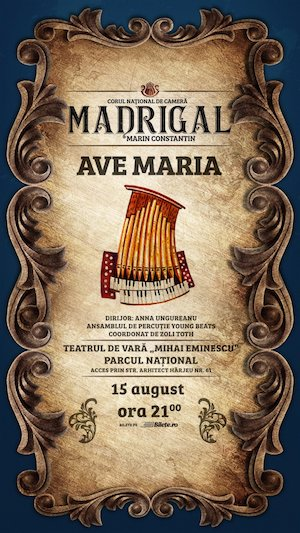 Corul National de Camera Madrigal - Ave Maria