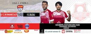 Bilete la  AFC Hermannstadt - FC Buzau