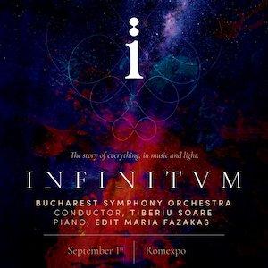 INFINITVM - Povestea Universului in muzica si lumina