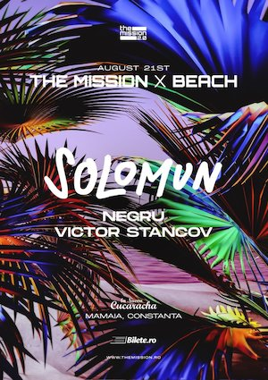 The Mission at Beach