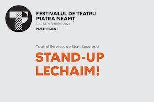 Stand-up Lechaim