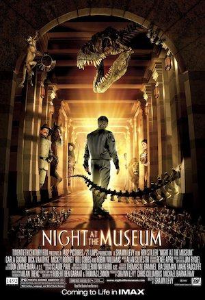 Night at the museum/ O NOAPTE LA MUZEU